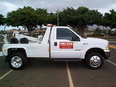 Up-to-date Towing equipment in Makakilo, Hawaii
