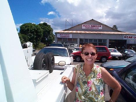 Satisfied customer of The Tow in Pearl City, Hawaii