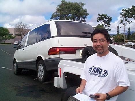 Satisfied customer of The Tow in Mililani Town Center Mililani Mauka, Hawaii