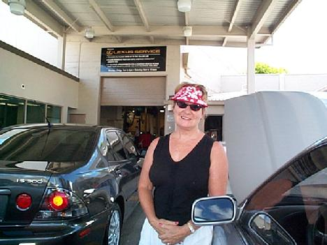 Satisfied customer of The Tow in Kalihi Kapiolani, Hawaii